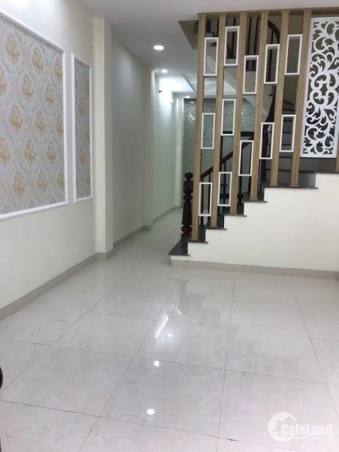 Nhà Long Biên, 4.5 tầng, 3 ngủ, 3 WC, thiết kế cực đẹp giá 2.62 tỷ