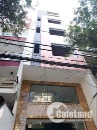 Nhà Mặt tiền Nguyễn Văn Cừ, Quận 1, DT: 5x12m, 5 lầu đẹp