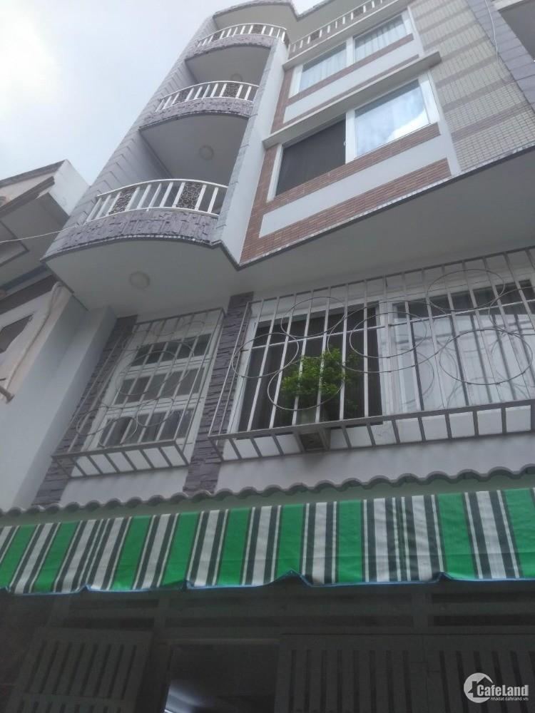 Nhà HXH Phan Đăng Lưu P1, Phú Nhuận. Ngang 5m. Cho thuê 20tr/thg. 7.7 tỷ TL