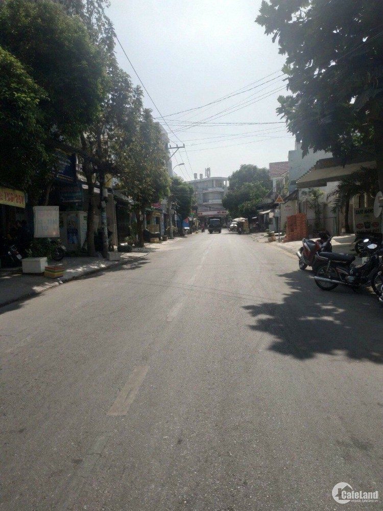 Bán nhà MTKD Nguyễn Hữu Tiến  P.Tây Thạnh  Q.Tân Phú DT 5x20 Cấp 4 Gía 11 tỷ TL