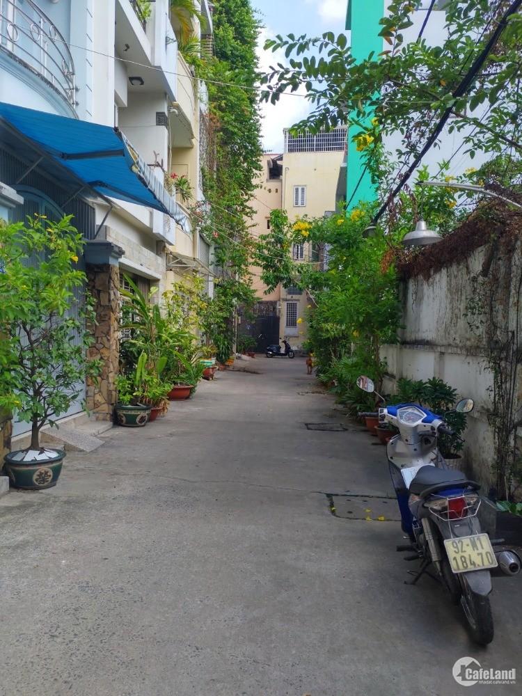 Cần bán nhà hẻm 6m Nguyễn Văn Đậu gần trung tâm Phú Nhuận