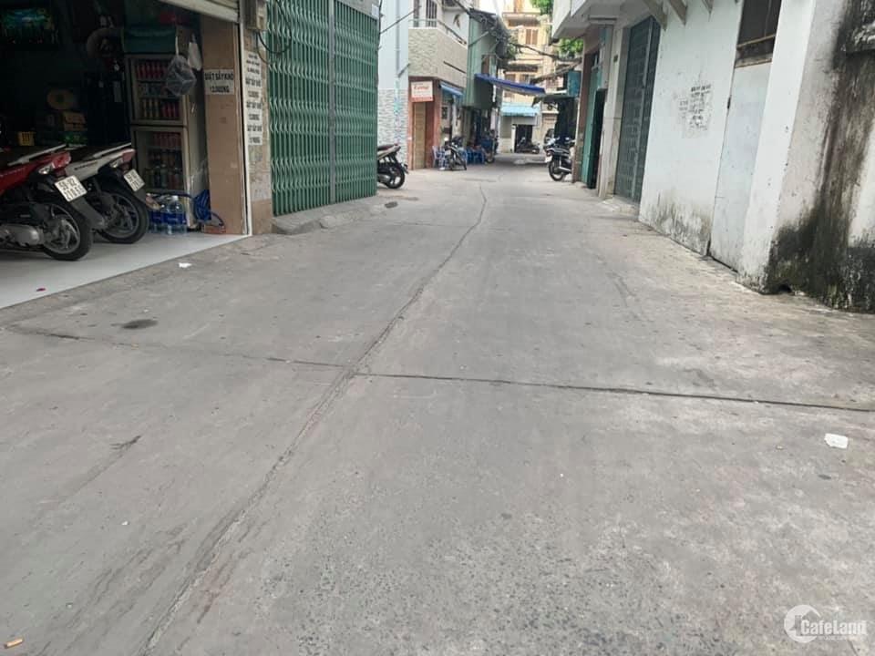 Bán Nhà Trung Tâm Quận Phú Nhuận. DT: 55m2. LH: 0932155399.