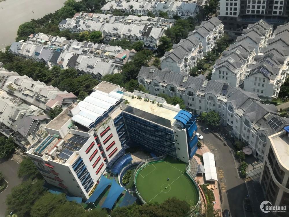 Căn hộ cho thuê dự án Saigon Pearl vị trí đắc địa, view nghìn đô, full nội thất