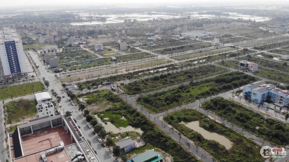 Cần bán 240m2 đất biệt thự Thanh Hà Cienco 5, mặt tiền 12m quy hoạch xây 4.5 tần