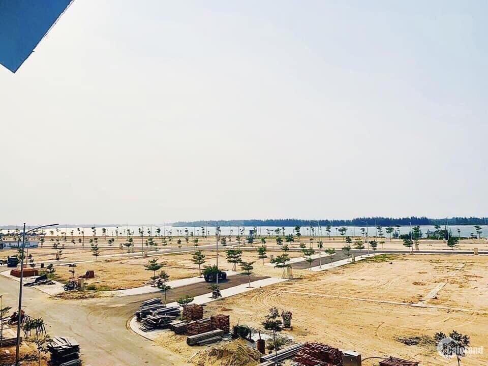 Cơ hội sở hữu đất nền ven sông,  gần biển chỉ từ 2,1 tỷ/lô, chiết khấu ưu đãi 5%