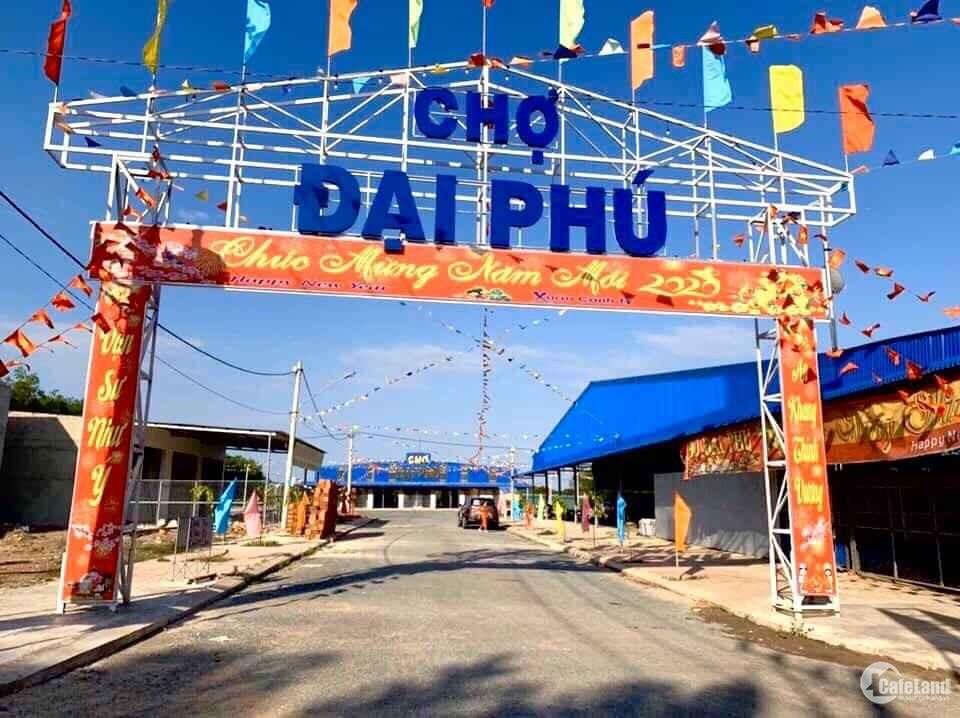 Sale nhanh lô đất 1000m2 Tại Chơn Thành- Giá cực mềm - SHR