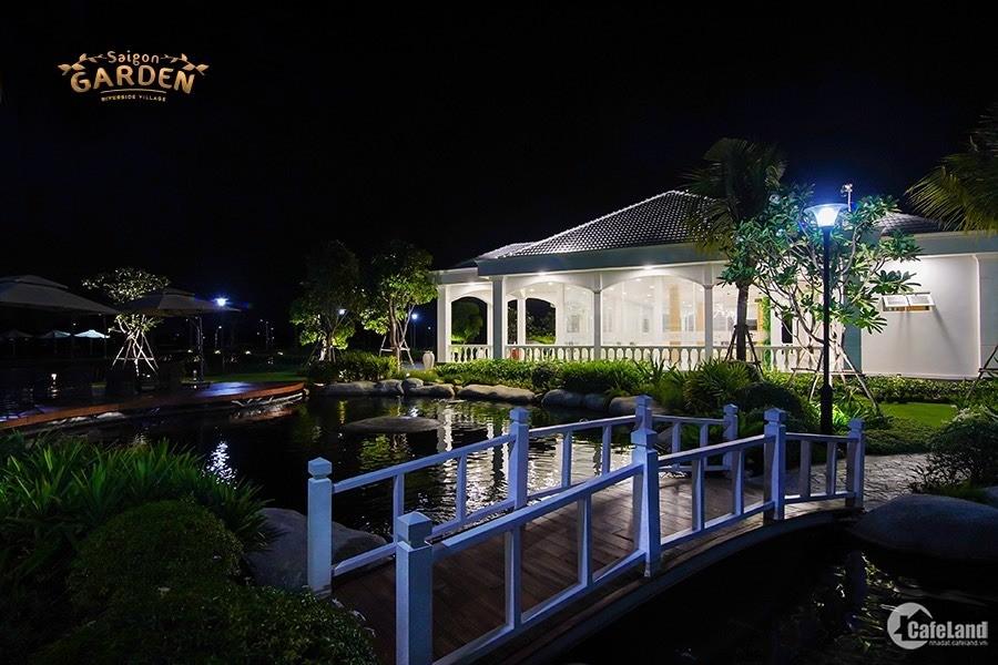 Đất nền biệt thự sân vườn quận 9 giá cực hot của Tập Đoàn Hưng Thịnh