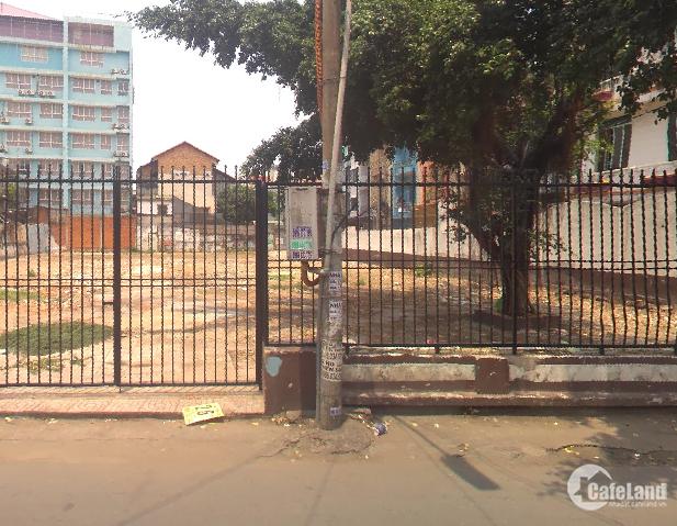 đất nền mặt tiền đường Thích Quảng Đức, Phường 4, Phú Nhuận 3,2 tỷ/nền (80m2)