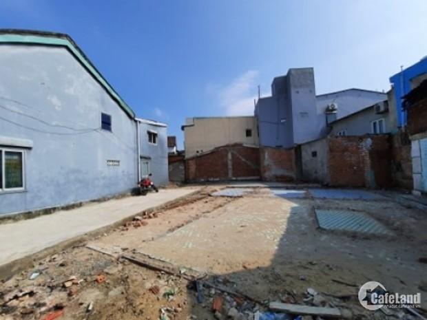 Cần bán lô đất 16 Bàu Hạc đi vào, ngang 6m, sát siêu thị Big C