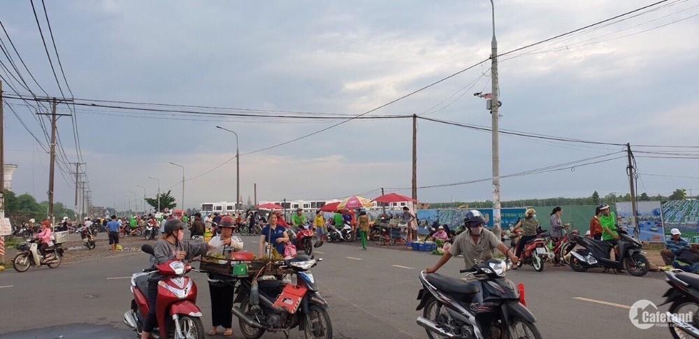 Bán đất KCN Bàu Xéo, Trảng Bom, Đồng Nai, mặt tiền QL1A