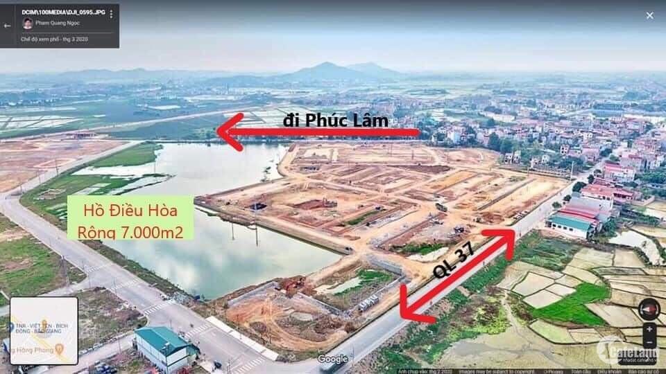 Dự án lúa non duy nhất tại Bắc Giang  phù hợp cho đầu tư cũng như an cư