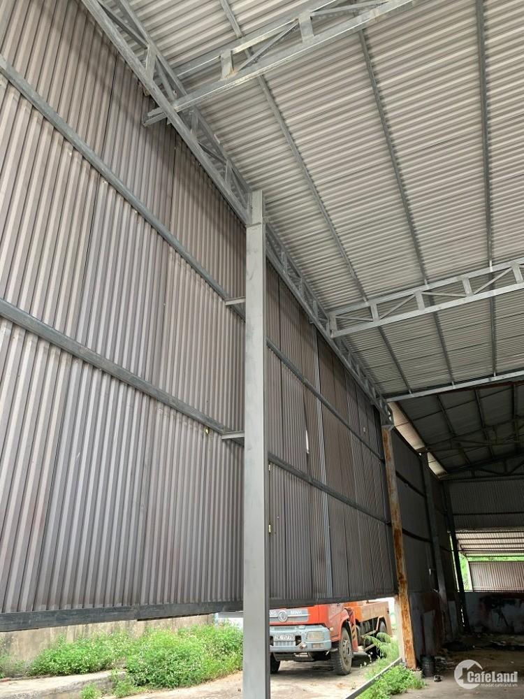 Cho thuê nhà xưởng tại Mê Linh Hà Nội 3500m2 (Có ảnh)