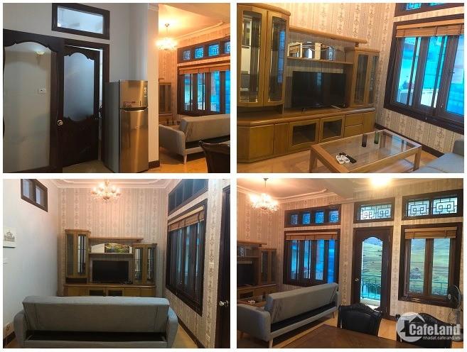 Cho thuê căn hộ full nội thất 80m2 Tạ Quang Bửu Hai bà trưng giá 9.5tr/tháng