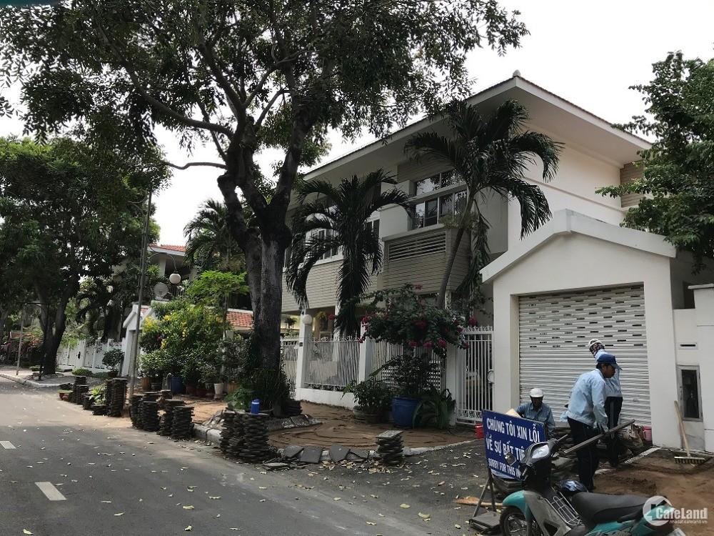 Cho thuê Biệt thự song lập Biệt thự Mỹ Kim 2, Phú mỹ hưng, quận 7 TP HCM