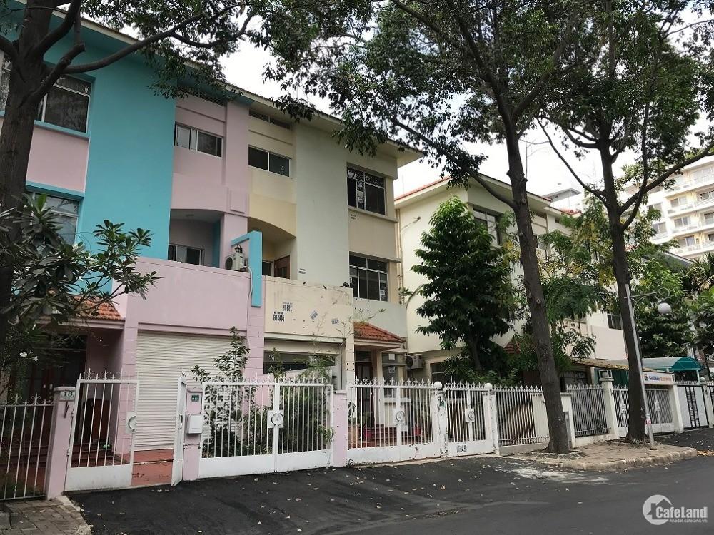 Cần cho thuê nguyên căn Biệt thự song lập Mỹ Kim, đường nội khu Nguyễn Bính TP H