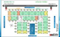 Mở bán căn hộ Bcons Green View đối diện Big C Dĩ An, Lh: 0843222267