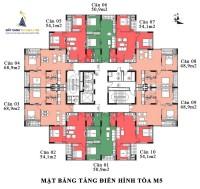 Chỉ cần 500tr sở hữu ngay căn hộ tại khu vực Hà Đông Hà Nội