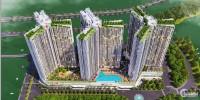 Căn hộ chung cư Central Residence Gamuda Công viên Yên Sở, Hoàng Mai
