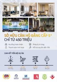 Căn hộ Cao Cấp Trung tâm TP Huế: DE 1ST QUANTUM - ĐẦU TƯ THÔNG THÁI, SỐNG THOẢI