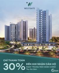 Căn hộ cao cấp trung tâm hành chính khu tây Sài Gòn