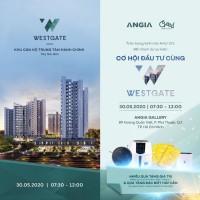 lể mở bán 199 căn hộ WESTGATE của CĐT Tập Đoàn An Gia & Nhật Bản