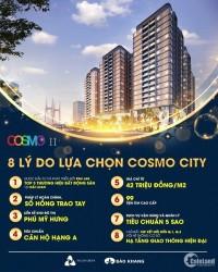CĂN HỘ COSMO CITY QUẬN 7 ĐÃ CÓ SỔ HỒNG RIÊNG