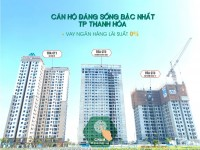 Chỉ 210Tr Nhận Nhà Về Ở Ngay - Chung Cư Xuân Mai Thanh Hóa. LH: 0948.68.9191
