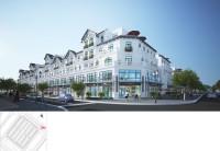 Thương mại dịch vụ Vinhomes Ocean Park,  ký mới-giá 8,2 tỷ. được tặng xe vinfast