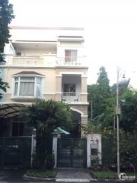 Bán gấp biệt thự Nam Thiên 1, dt 8x18m, nhà đẹp, giá tốt Phú Mỹ Hưng TP HCM