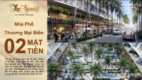 Nhà phố 2 mặt tiền 1 trệt 2 lầu trong thủ phủ du lịch bậc nhất tại BT chỉ 4,5 tỷ