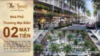Nhà phố 2 MT sở hữu vĩnh viễn tại thủ phủ du lịch tỉnh Bình Thuận chỉ 20tr/m2