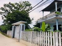 Bán đất mặt tiền đường an ninh giá hợp lý đầu tư an cư