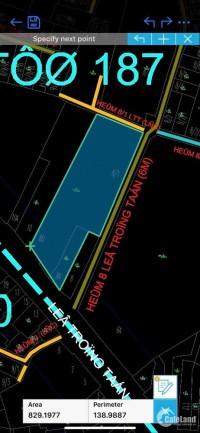 Bán nhà 500m2 MTKD lê Trọng Tấn Q.Tân phú