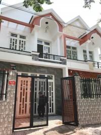 Bán nhà mới xây - 1 trệt 1 lầu Bình Chánh - 1 tỷ 5