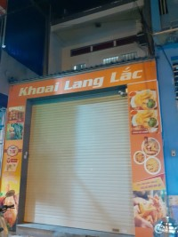 Nhà nở hậu Khu AEON, MT đường Tân Quý, Tân Phú