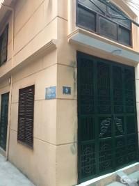 Cần bán gấp nhà thổ cư 35m2 x 4 tầng Khương Trung, Thanh Xuân, HN