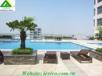 Cho thuê căn hộ cao cấp 3 phòng ngủ lớn nhất - TD PLAZA Hải Phòng