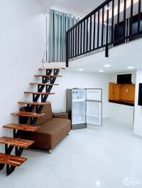 Căn hộ dịch vụ, mini Quận 3 20m² Full nội thất