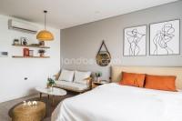 Chính chủ cho thuê căn hộ studio mới 100%, full nội thất, view Hồ Tây.