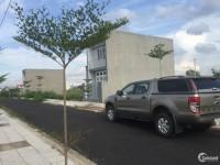 Bán đất Dự án đã có sổ đỏ - Giá 600 trđ; Khu Mỹ Hạnh Nam; Mặt đường nhựa 5 mét.