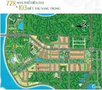 Cơ hội sở hữu đất tại dự án River silk city Hà Nam của tập đoàn CEO