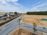 Bán lô đất mặt tiền 65m ngay KCN Nam Tân Uyên, đối diện UBND giá chỉ 509tr