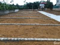 Bán lô đất nền khu CNC Hòa Lạc đẹp, giá phải chăng đã có sổ đỏ từng lô
