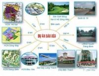 Nhận đặt chỗ dự án Khu Đô thị Bàu Xéo, Cọc 50 triệu, không lấy SP được hoàn tiền