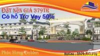 Bán Đất Nền Khu Đô Thị Giá 379Tr/Nền Có Hỗ Trợ Vay 50%