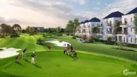 Nhà phố đất nền ngay sân Golf West Lakes & Villas Đức Hòa, chỉ với 299 triệu/nền