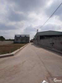 Kẹt tiền bán miếng đất thổ cư, đường bê tông 6D, Vĩnh Lộc B, Bình Chánh SHR