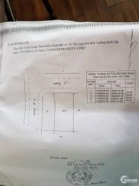 Cần bán gấp lô đất mặt tiền đường số 7 KDC Bình Hưng Bình Chánh,giá: 53tr/m2