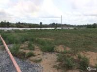 đất trục đường Phạm Thái Bường, đường trước đất 6m, mặt sau sông cực đẹp xã Phướ