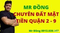 Chính Chủ Bán mặt tiền Phước Thiện đối diện Vinhome Quận 9 Giá Rẻ 180m2 giá 11tỷ